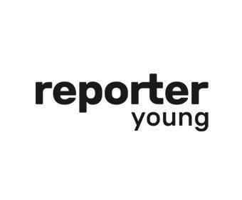 Reporter Young w NoVa Park