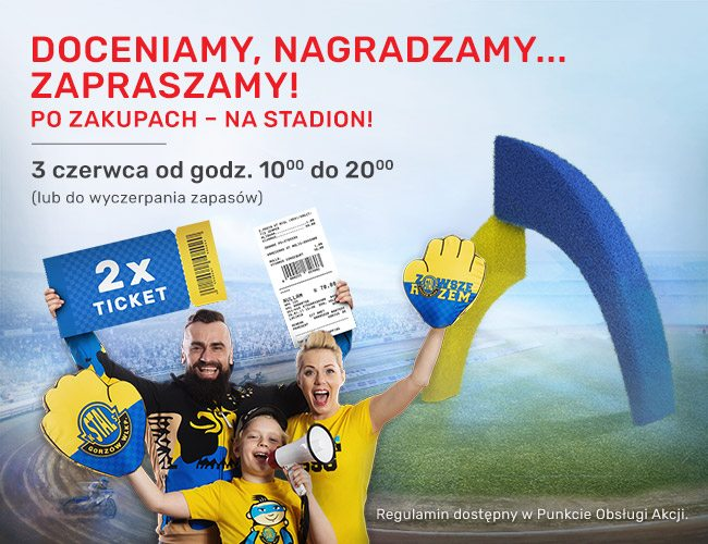 Doceniamy, nagradzamy…
