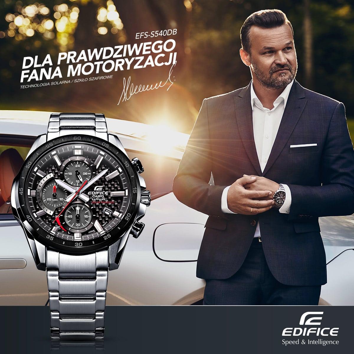 Adam Kornacki X EDIFICE Premium 5