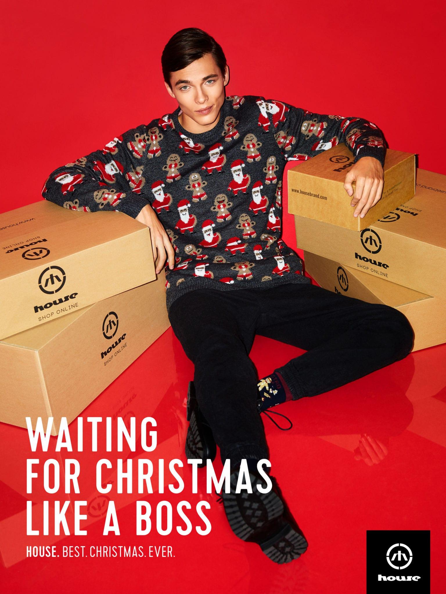BEST. CHRISTMAS. EVER. - House (9)