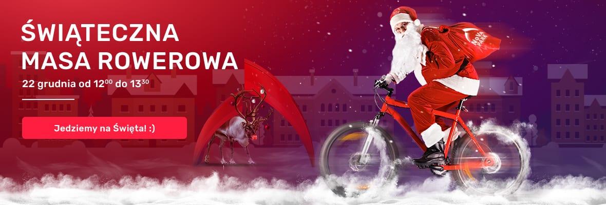 Świąteczna Masa Rowerowa