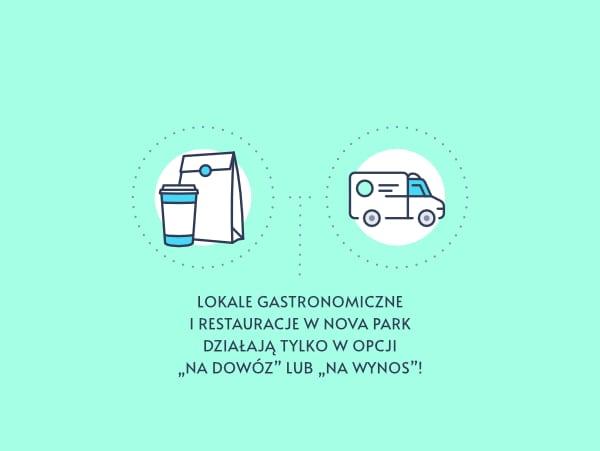 Gastronomia (na wynos/dowóz)